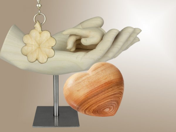 Gift Items in Wood