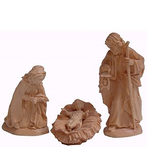6500 - Nativity set Nogler (Pine)