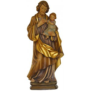 201K - Holy Josef baroque with child